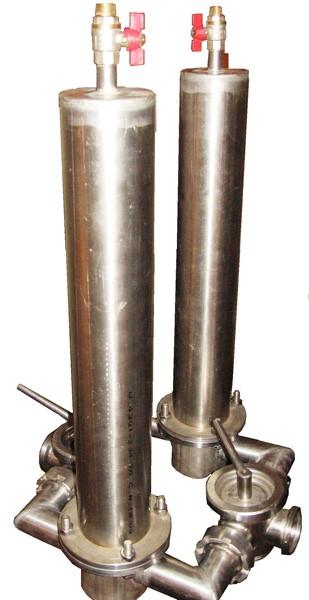 Фильтры очистки масложировой смеси